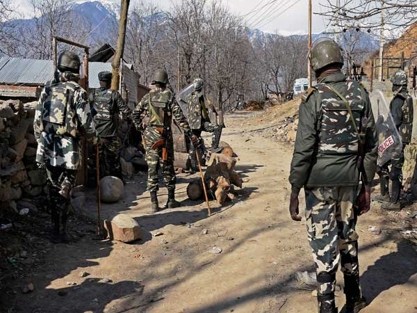 Three militants killed in encounter in JK Handwara; operation underway