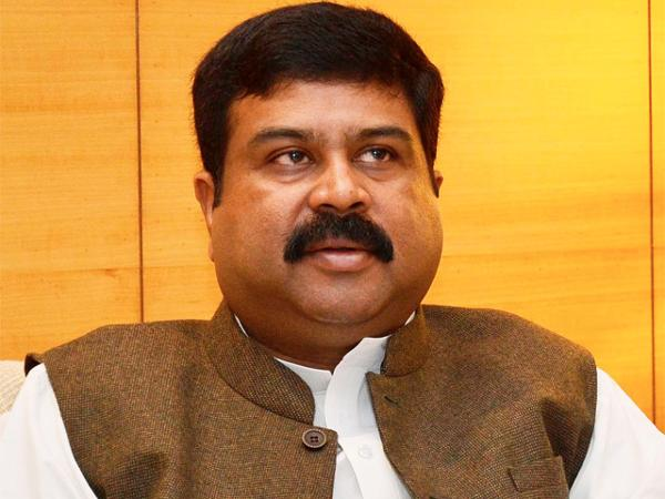 Dharmendra Pradhan said there is no democracy in Congress