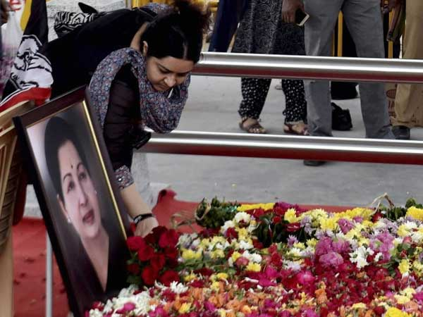 Fight for Jayalalithaa's legacy