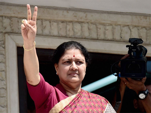 Sasikala Natarajan becomes the AIADMK chief