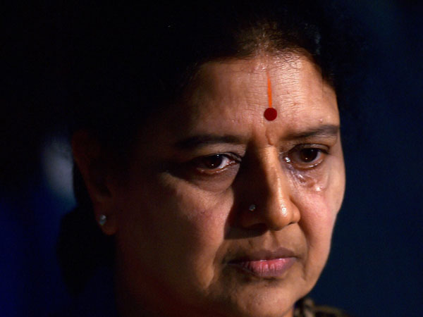Sasikala gets convicted in DA case