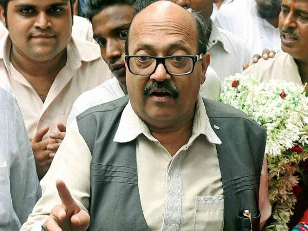 Amar Singh recalls an incident