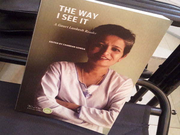 Gauri Lankesh remembered, book released on her work