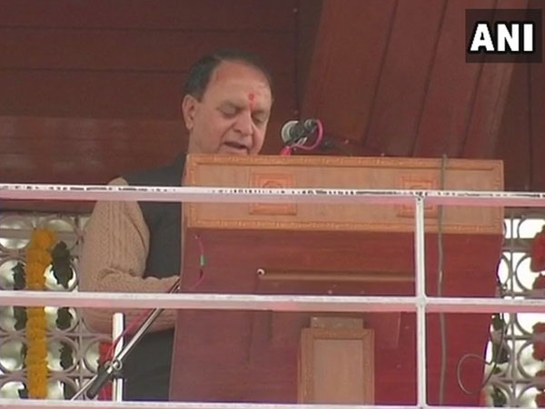 Jairam Thakur Sworn in as Himachal Pradesh CM