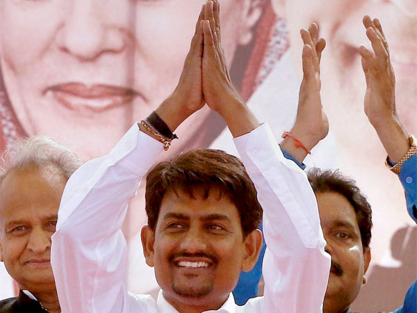 OBC leader Alpesh Thakor. PTI file photo