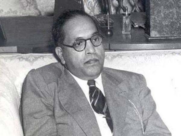 Architect of the Indian Constitution Dr Bhimrao Ambedkar