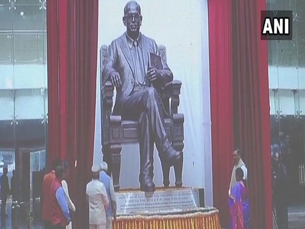 Attempts to undermine Ambedkar's role failed : PM Modi