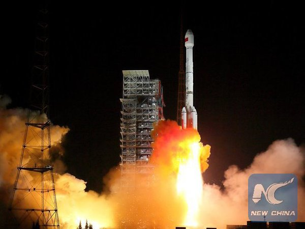 Long MarchD Rocket Carries Chinas Latest Satellite To Orbit - Latest satellite photos