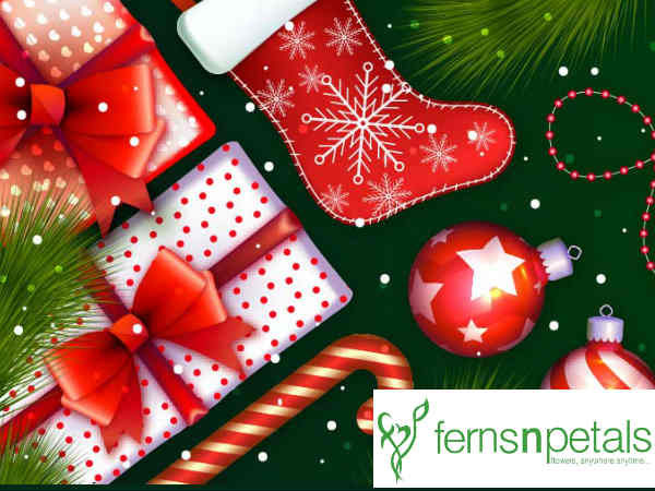 Merry Christmas Sale: Ferns n Petals, eBay - Gift It Out, Upto 55% Off*