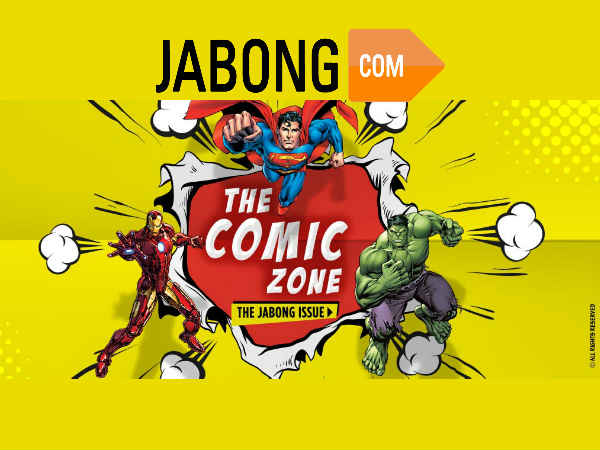 Your Favorite SUPERHERO Tees From Rs.199 Onward! JABONG