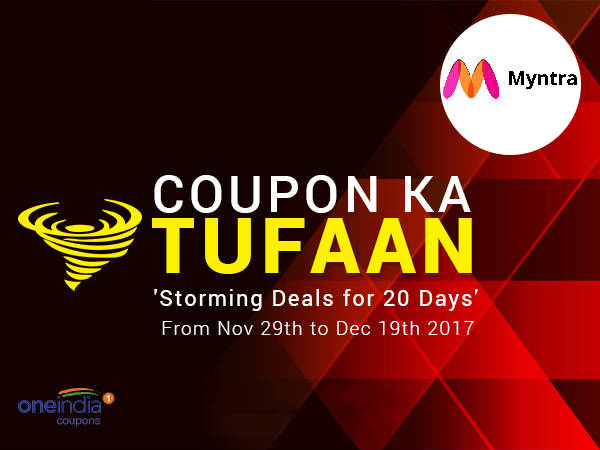 Myntra discount coupons for wallet