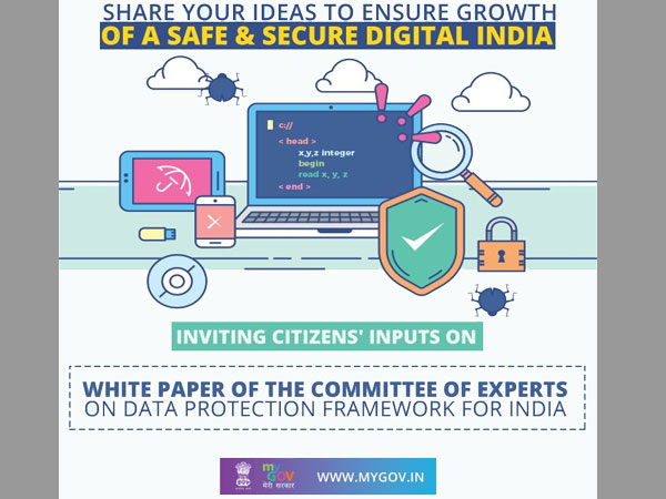 Govt calls inputs for White Paper on Data Protection