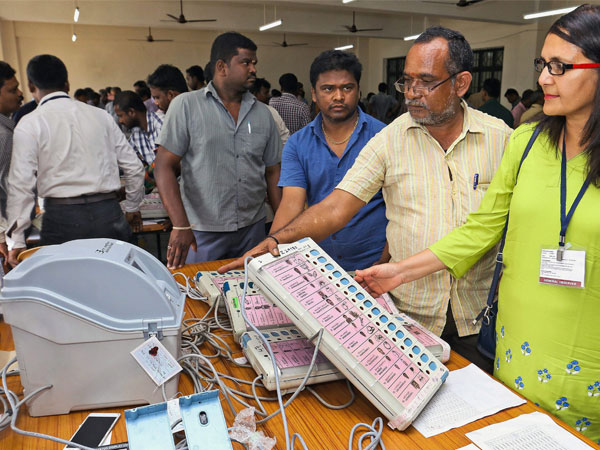 Gujarat: 100 per cent match in random vote count on EVMs and paper trail slips
