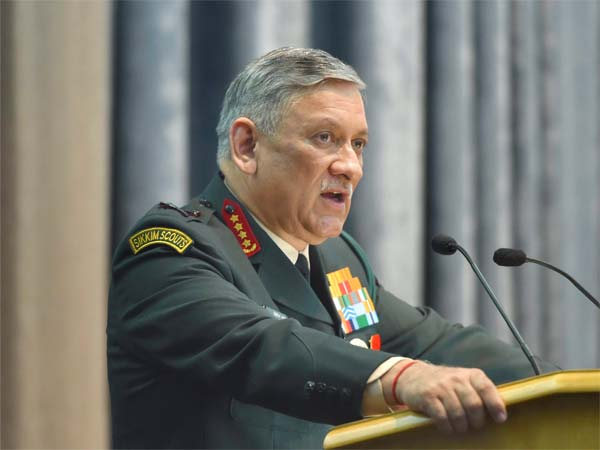 Chief of Army General Bipin Rawat