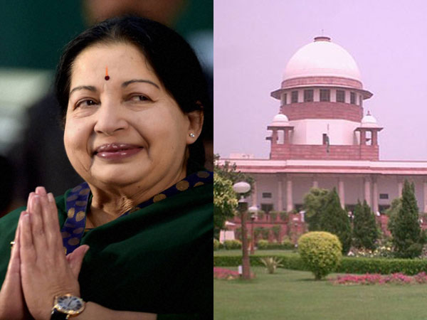 SC says no to producing finger prints of Jayalalithaa