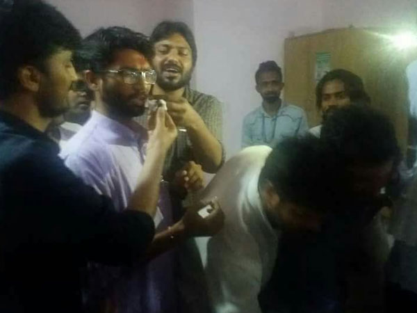 Gujarat election result 2017: Dalit leader Jignesh Mevani wins Vadgam seat