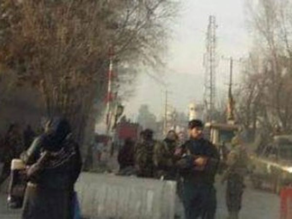 3 killed in suicide attack in Kabul