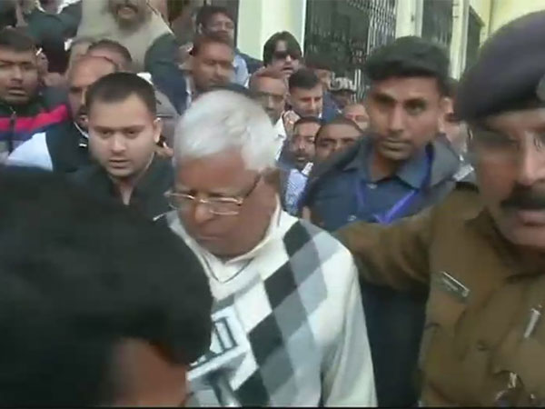Fodder scam; Lalu says full faith for the nation's courts