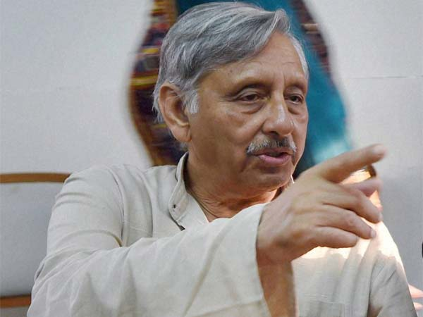 File photo of Mani Shankar Aiyar
