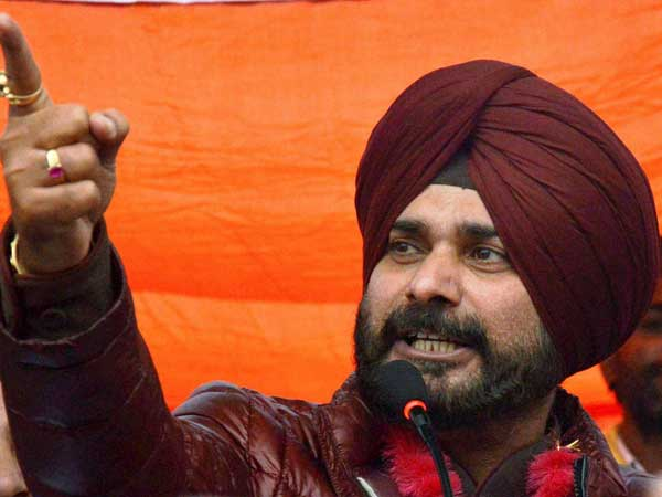 Do not create trouble for Christians: Navjot Singh Sidhu