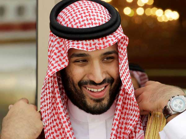 Mohammed bin Salman wins TIME's Person of the Year 2017 online reader poll