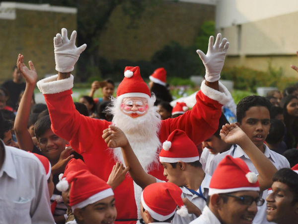 Don't celebrate Christmas, says HJM
