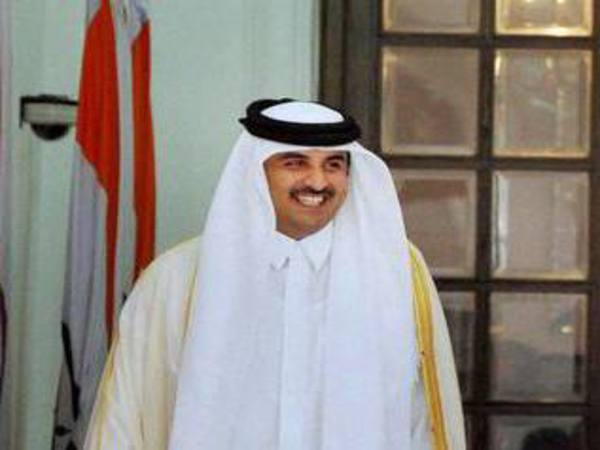 Qatar's Emir Sheikh Tamim bin Hamad Al-Thani. PTI file photo