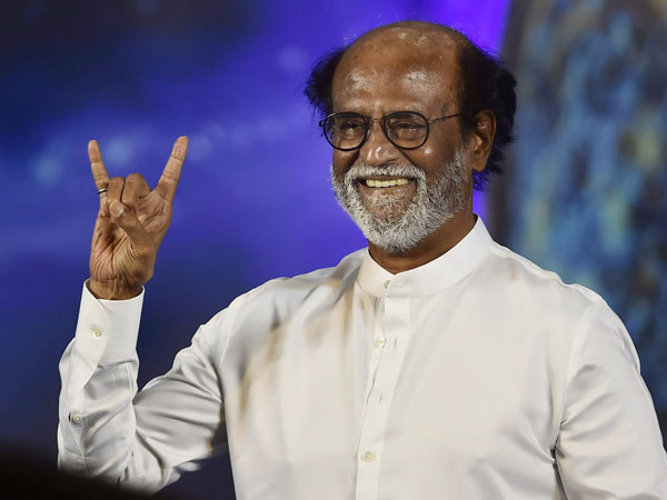 Truth, work and growth will be three mantras of our party: Rajinikanth