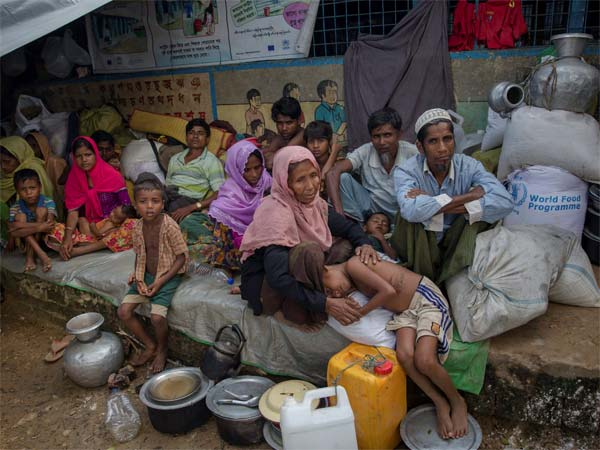 Increased Tablighi activities by Rohingyas in India a major