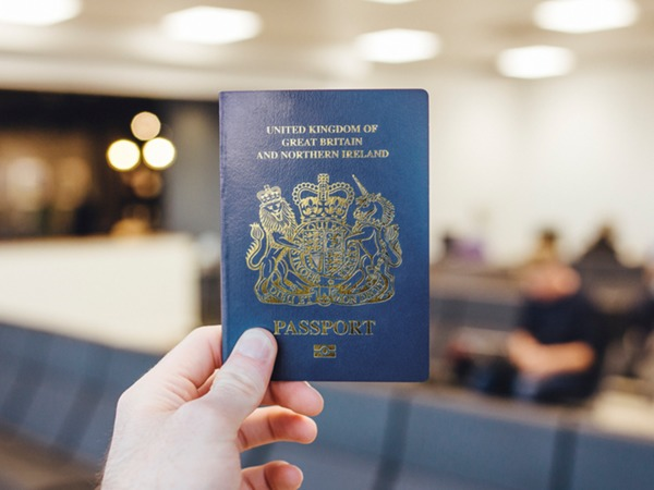 After Brexit UK passports to revert to 'iconic' navy blue. Courtesy: www.conservatives.com