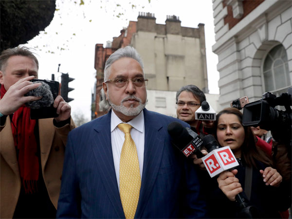 File photo of Vijay Mallya
