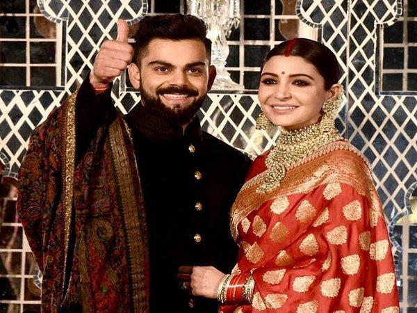 Virat Kohli Anushka Sharma Wedding Reception In Delhi All