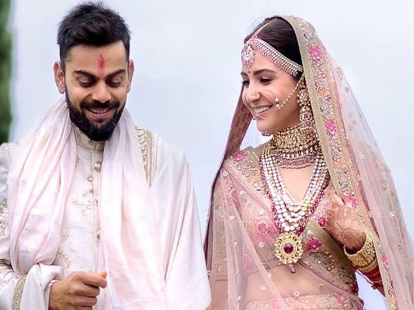 [Virat Kohli 'not a patriot' because he married Anushka abroad: BJP MLA]