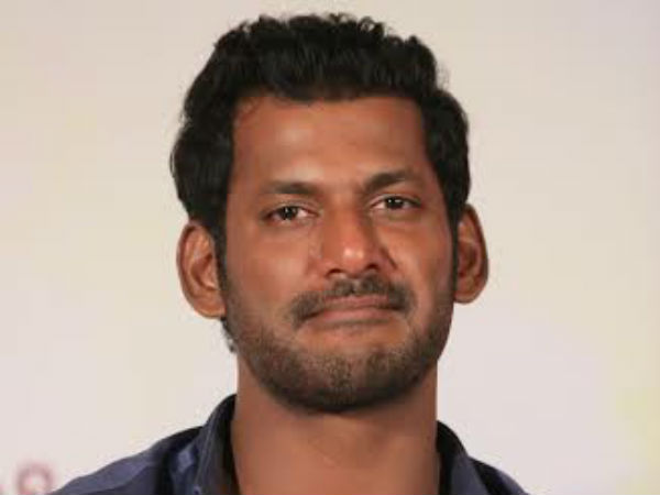 Actor Vishal To Contest RK Nagar By-Polls As An Independent Candidate