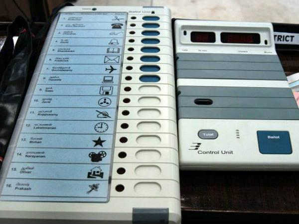 Hacked EVMs 'to blame for defeat'
