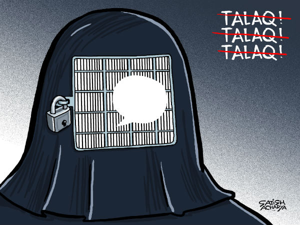 Muslim bodies are at loggerheads over Triple Talaq bill