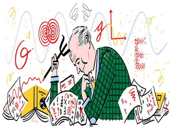 Google Celebrates Nobel Max Born's Birth Anniversary With A Doodle