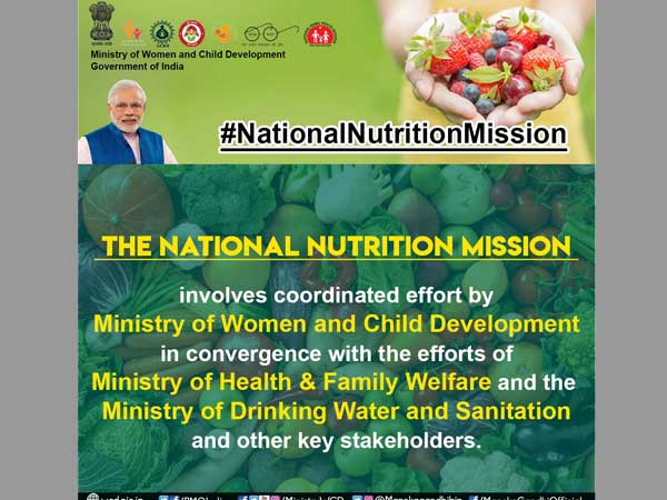 Union Cabinet approves the National Nutrition Mission