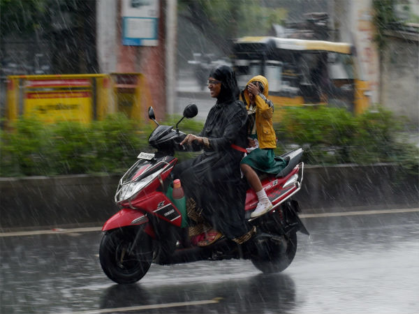 Widespread rain in Andaman and Nicobar region, thunderstorms likely over northeastern states
