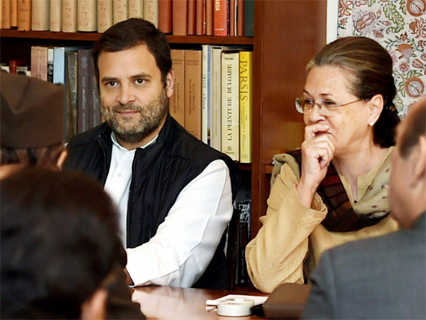 Rahul Gandhi focus on women's Bill in first event as Congress president-elect
