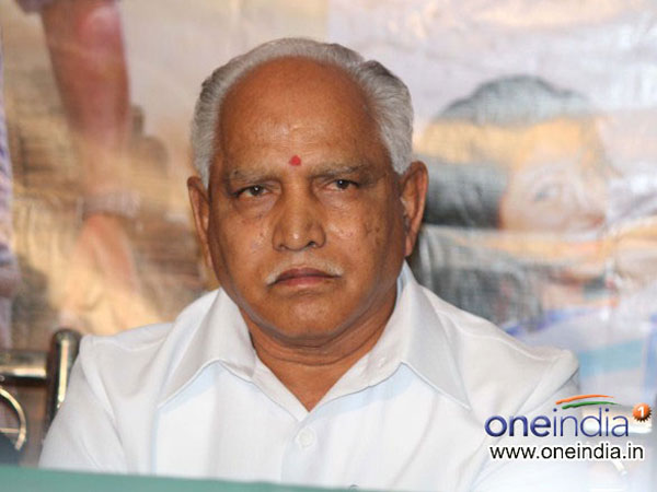 BJP Karnataka chief Yeddyurappa booed away by farmers outside party headquarters