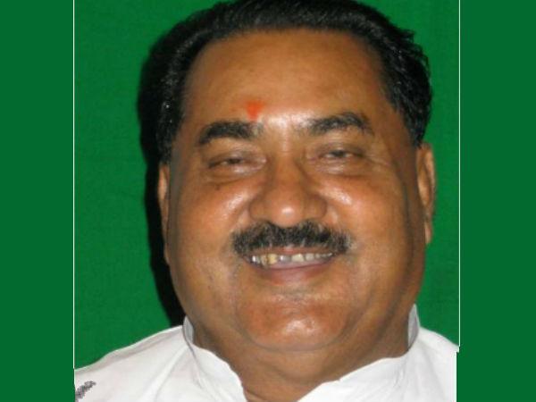 Former minister Raghunath Jha passes away
