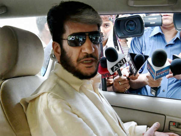File photo of Shabir Shah