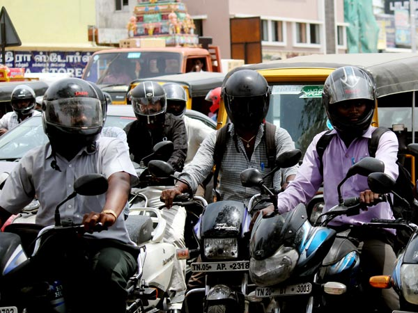 Now, Bengluru riders can use ISI-mark helmets