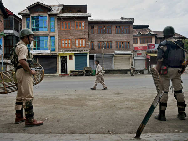 AFSPA withdrawn partially from Arunachal Pradesh after 32 years