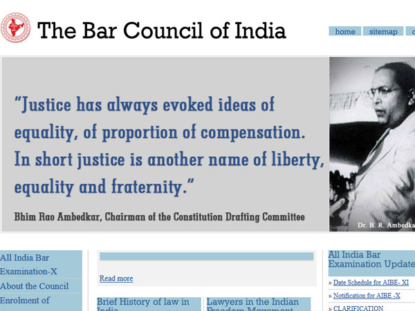 Why can't we bar you from practising in courts, Bar Council asks MPs, MLAs