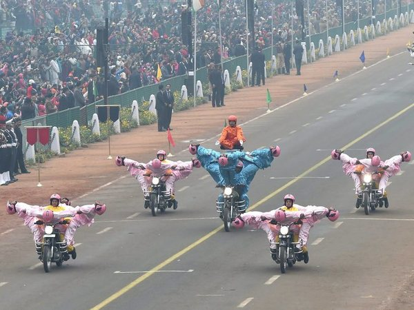 Border Security Force daredevils