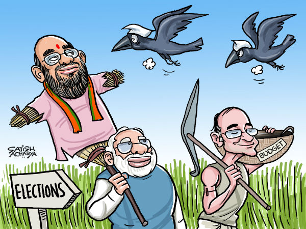 In Budget 2018, the Narendra Modi government is likely to announce pro-farmer sops to win votes in the upcoming elections.