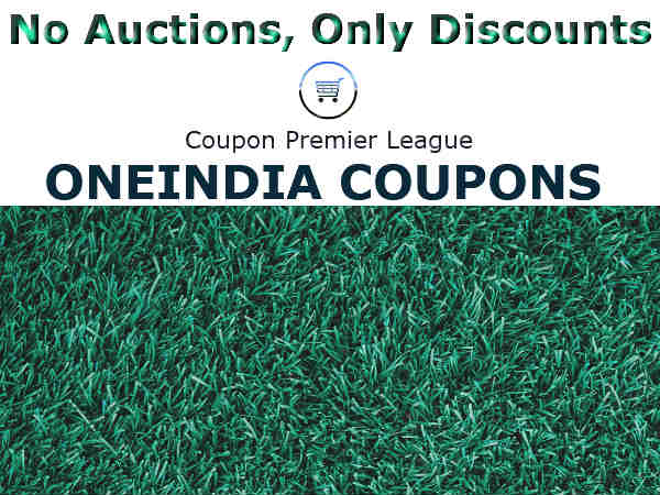 Coupon Premier League (CPL): No Auctions, Only Discounts - Upto 90% Off*
