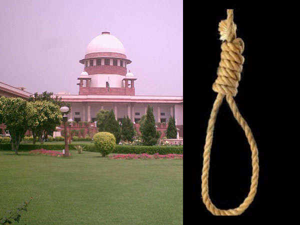Hanging by neck most viable option to execute death sentence: Centre in SC